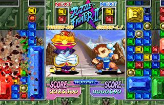 Screenshot Thumbnail / Media File 1 for Super Puzzle Fighter II Turbo [NTSC-U]